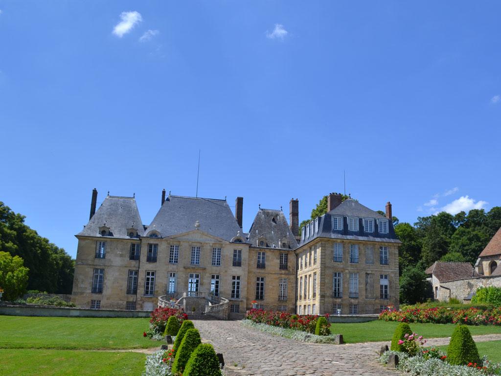Château de Montgeroult - Extérieur
